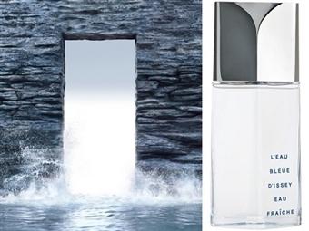 Eau de Toilette ISSEY MIYAKE L'EAU BLEU D'ISSEY EAU FRAICHE para Homem de 75ml por 34€. Uma fragrância com personalidade. PORTES INCLUÍDOS.
