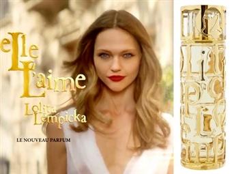 Eau de Parfum LOLITA LEMPICKA ELLE L'AIME para Senhora de 40ml por 25€. Uma fragrância para mulheres apaixonadas. PORTES INCLUÍDOS.