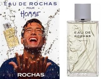 Eau de Toilette ROCHAS EAU ROCHAS para Homem de 50ml por 26€. Uma fragrância para homens dinâmicos. PORTES INCLUÍDOS.