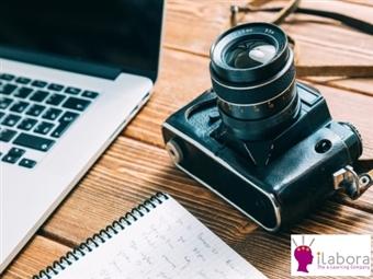Curso Online de FOTOGRAFIA DIGITAL com Certificado por 19€ no iLabora. Aprenda a Captar as Melhores Imagens!