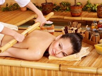 1 ou 4 Massagens com Bambu em Massamá desde 25€. Uma Acção Relaxante, Drenante e Modeladora!