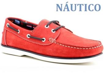 Sapatos Náutico Caballero Red com várias medidas à escolha por 54€. PORTES INCLUÍDOS.