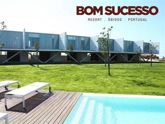 Bom Sucesso Resort 5*: Escapada Romântica em Moradia de Luxo até 6 pessoas com Welcome Gift desde 108€. RESERVA ONLINE.