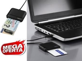 MEGA OFERTA: Leitor USB Portátil do Cartão do Cidadão desde 13€. Identificação online para entrega de declarações, etc. ENVIO IMEDIATO e PORTES INCLUIDOS.