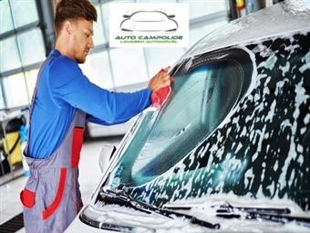 Na Auto Campolide em Lisboa faça a sua LAVAGEM AUTOMÓVEL COMPLETA desde 20€. O seu carro vai agradecer!