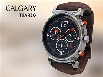 Relógio de Pulso Calgary Tuareg por 15€. Join The World of Calgary. ENVIO IMEDIATO e PORTES INCLUÍDOS.