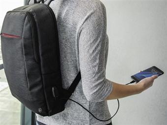 Mochila USB para Portátil até 15.6
