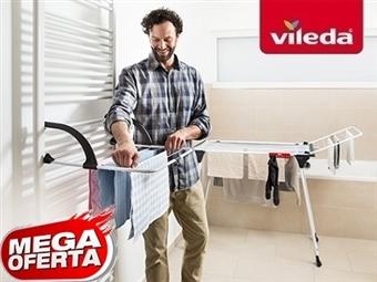 MEGA OFERTA: Estendal Premium 2 em 1 da VILEDA. Único com Dupla Utilização por 29€. ENVIO IMEDIATO e PORTES INCLUIDOS.