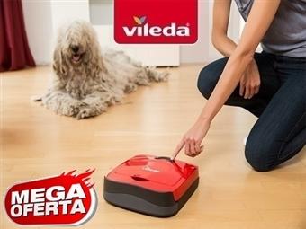MEGA OFERTA: Robot Aspirador VR101 da VILEDA por 95€. Ajuda a manter a Casa Limpa todos os dias sem esforço. ENVIO IMEDIATO e PORTES INCLUIDOS.