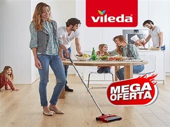 MEGA OFERTA: Sabrina Elétrica Sem Fios Quick & Clean da VILEDA por 39€. Inovador Sistema de Limpeza Rápida. ENVIO IMEDIATO e PORTES INCLUIDOS.