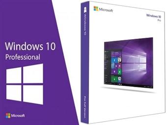 Microsoft Windows 10 Professional por 68€. O Melhor Windows de Sempre. ENVIO INCLUÍDO.
