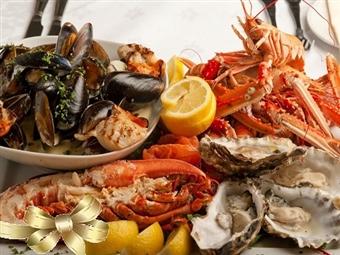 RODÍZIO DE MARISCO a Dois no Restaurante Garphus, em Lisboa por 29.90€! Surpreenda Alguém com Estas