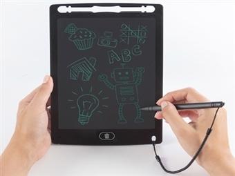 LCD Magic Drablet: Tablet para Desenhar e Escrever com Caneta por 22€. VER VIDEO. PORTES INCLUÍDOS.