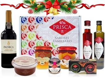 Mala Portugalidade SEDUCTION com Vinho do Porto da CASA DA PRISCA desde 22€. Composta por 9 deliciosos produtos! PORTES INCLUÍDOS.