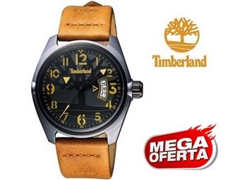 Relógio de Pulso TIMBERLAND Sherington Camel por 48€. O presente ideal para o Homem que gosta da Natureza. PORTES INCLUÍDOS.