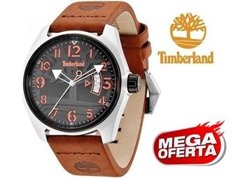 Relógio de Pulso TIMBERLAND Sherington Brown por 51€. O presente ideal para o Homem que gosta da Natureza. PORTES INCLUÍDOS.