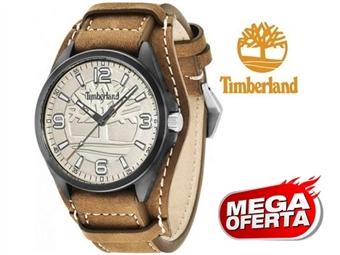 Relógio de Pulso TIMBERLAND Sebbins Beige por 59€. O presente ideal para o Homem que gosta da Natureza. PORTES INCLUÍDOS.