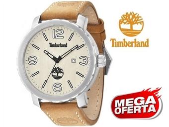 Relógio de Pulso TIMBERLAND Pinkerton Beige por 51€. O presente ideal para o Homem que gosta da Natureza. PORTES INCLUÍDOS.