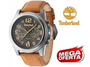 Relógio de Pulso TIMBERLAND Pickett Brown por 74€. O presente ideal para o Homem que gosta da Natureza. PORTES INCLUÍDOS.