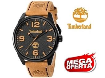Relógio de Pulso TIMBERLAND Holliston Black and Brown por 58€. O presente ideal para o Homem que gosta da Natureza. PORTES INCLUÍDOS.