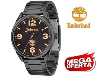 Relógio de Pulso TIMBERLAND Holliston Black Analog por 69€. O presente ideal para o Homem que gosta da Natureza. PORTES INCLUÍDOS.