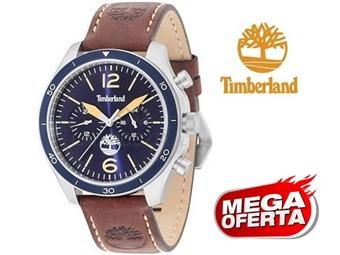 Relógio de Pulso TIMBERLAND Gloucester Blue por 69€. O presente ideal para o Homem que gosta da Natureza. PORTES INCLUÍDOS.
