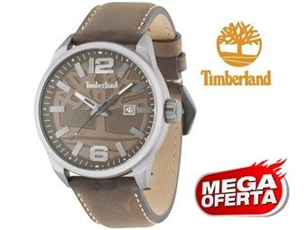 Relógio de Pulso TIMBERLAND Ellsworth Brown por 62€. O presente ideal para o Homem que gosta da Natureza. PORTES INCLUÍDOS.