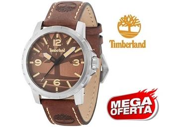 Relógio de Pulso TIMBERLAND Clarkson Brown por 54€. O presente ideal para o Homem que gosta da Natureza. PORTES INCLUÍDOS.
