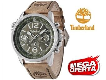 Relógio de Pulso TIMBERLAND Campton Green por 83€. O presente ideal para o Homem que gosta da Natureza. PORTES INCLUÍDOS.