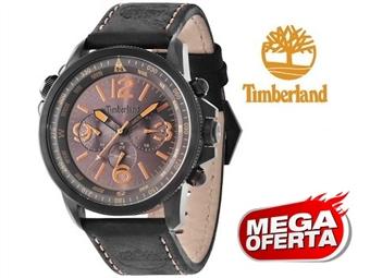 Relógio de Pulso TIMBERLAND Campton Brown por 89€. O presente ideal para o Homem que gosta da Natureza. PORTES INCLUÍDOS.
