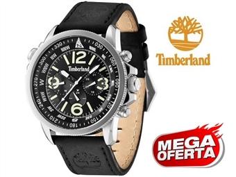 Relógio de Pulso TIMBERLAND Campton Black por 83€. O presente ideal para o Homem que gosta da Natureza. PORTES INCLUÍDOS.