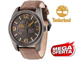 Relógio de Pulso TIMBERLAND Bolton Dark Brown por 65€. O presente ideal para o Homem que gosta da Natureza. PORTES INCLUÍDOS.