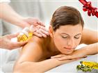 Desfrute da sensação única de 1 ou 2 Massagens Corporais de 60 min com Azeite