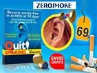 ZEROSMOKE: Deixe de fumar em cerca de 30 dias. PORTES INCLUIDOS.