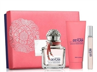 Coffret EDT VIAJE A CEYLAN by ADOLFO DOMINGUEZ de 100 ml, Body Lotion 100 ml e mini perfume.