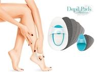 Depil Pad Motion Vibratório: Depila, esfolia e trata a sua pele sem irritações ou produtos químicos.