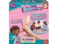 Curita Sana: Cura o Dói-Dói da Doutora Brinquedos. Um jogo divertido que estimula a memória e a imag