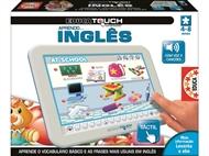 Tablet Didático para Crianças Aprendo Inglês com Voz e Canções.