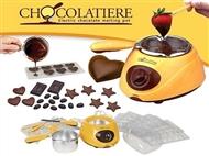Máquina de Chocolate: Doces de Chocolate, Fondue de Chocolate e Trufa Dipping.