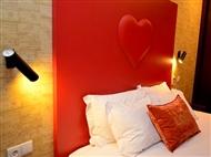 1 ou 2 Noites no LISOTEL 4* em Leiria desde 24,90€. Um Hotel Único, inspirado nas Histórias de Amor da Região...