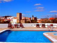 1 a 5 Noites com Jantar & Piscina no Hotel Convento d'Alter 4* em Alter do Chão, no coração do Alto Alentejo. Férias para Relaxar desde 29.90€.