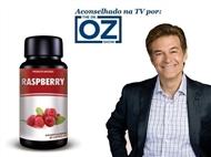 Raspberry cápsulas recomendado pelo Dr. Oz. O segredo de um corpo perfeito!