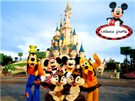 DISNEYLAND PARIS: 3 Noites em Hotel Disney & 3 Dias nos 2 Parques. Uma Aventura Inesquecível para toda a Família por 479€. 1ª CRIANÇA GRÁTIS!