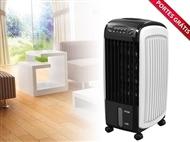 Climatizador Evaporativo. Económico, ecológico e eficaz para manter a temperatura ideal em sua casa.