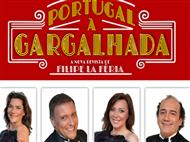 Teatro Politeama Lisboa: Revista Portugal à Gargalhada.