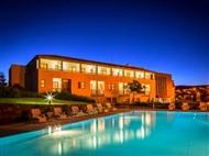 Hotel das Amoras 4*: 1, 2, 3 e 5 Noites em Proença-a-Nova com Pequeno-almoço e Sauna desde 39€. Faça uma pausa e sinta os aromas silvestres!