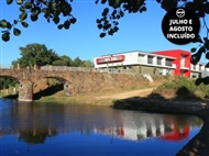 1 a 5 Noites de VERÃO no Hotel Santa Margarida 4* com 1 Jantar, Piscina & SPA junto à Ribeira de Oleiros desde 29€. Férias em comunhão com a Natureza!