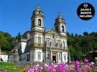 Comfort Inn Braga: Fuga de 1 Noite & Jantar por 28€. Explore o património e as tradições da bela cidade de Braga!