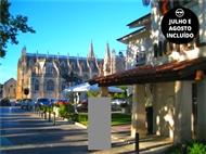 1 a 5 Noites no Hotel Mestre Afonso Domingues 4* na Batalha com Jantar & Visita às Grutas de Mira D'Aire desde 49€. OFERTA DE 1 NOITE EXTRA!