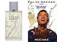 Eau de Toilette Eau de Rochas Pour Homme de 50 ml ou 200 ml.